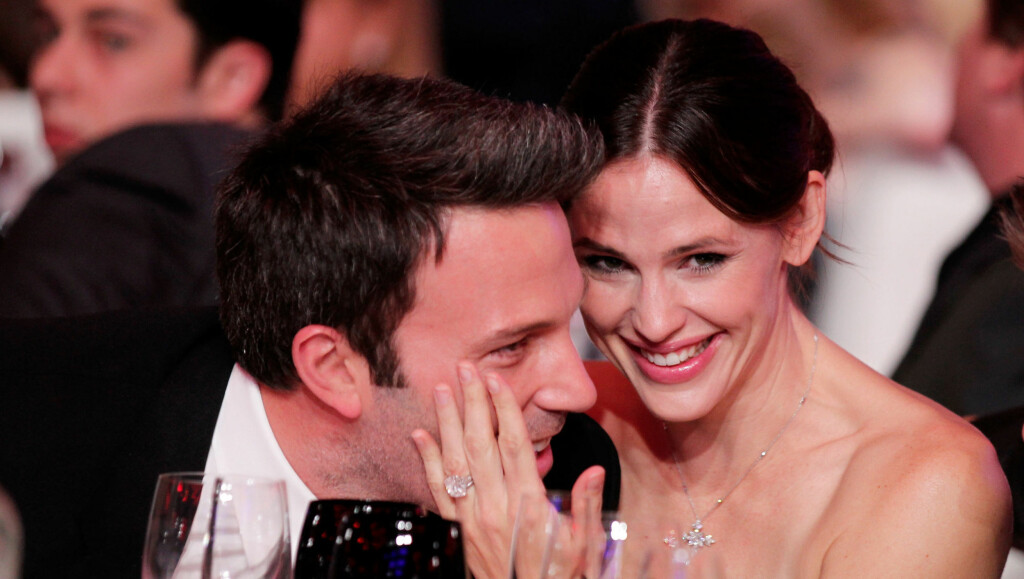 STOLTE FORELDRE: Filmstjernene Ben Affleck og Jennifer Garner har fått sin første sønn, som skal hete Samuel Garner Affleck. Foto: All Over Press