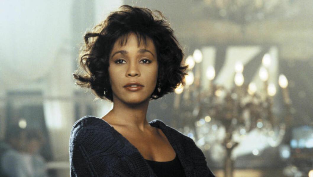 <strong>HEMMELIG FORHOLD?:</strong> Ifølge The Sun skal Whitney Houston i 1984 ha inneldet et hemmelig forhold til Jermaine Jackson bak ryggen på hans kone Hazel. Foto: Stella Pictures