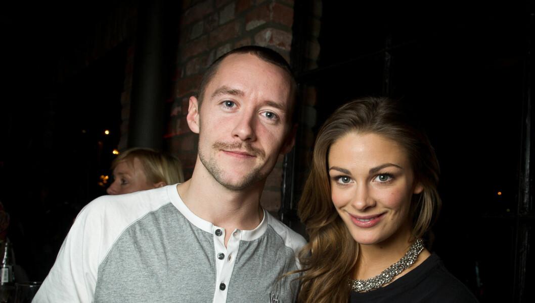 <strong>- FORLOVET:</strong> Ifølge VG har kjendisparet Thomas «Finger'n» Gullestad og Jenny Skavlan forlovet seg. Foto: Stella Pictures