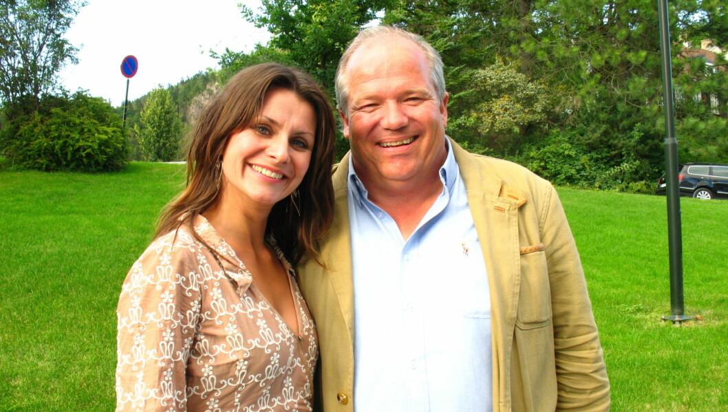 VANT: Anders Berg, som ble rikskjendis da han i 2007 var en av bøndene i TV2s «Jakten på kjærligheten», vant før helgen i Øvre Romerike tingrett under rettssaken som omhandlet en gårsdtvist.  Foto: TV 2
