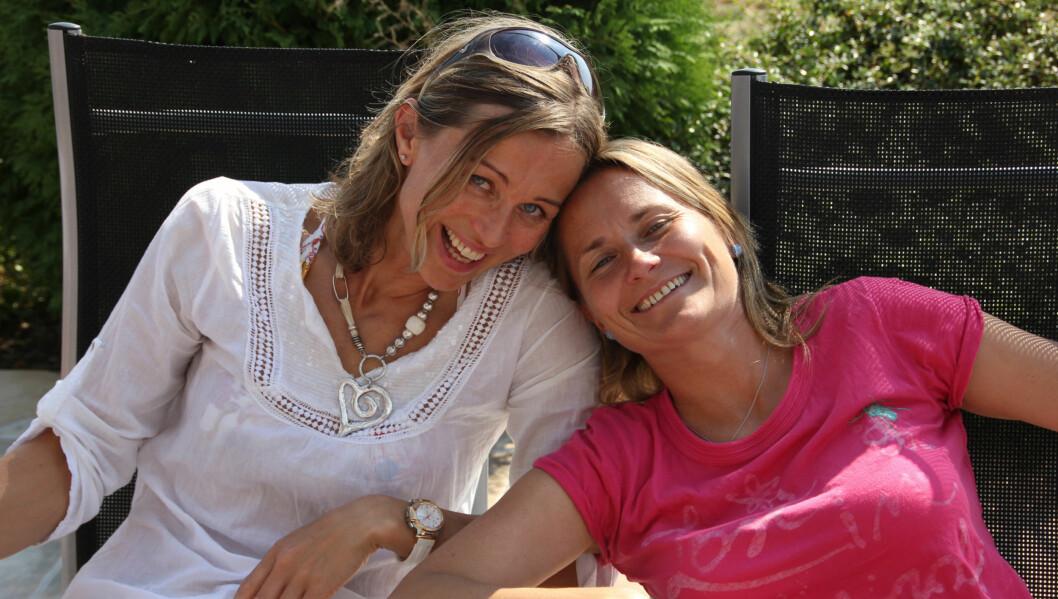 TV-AKTUELLE: Lødemel og Bente Nordby er aktuelle i NRK-suksessen Mesternes mester. Foto: NRK