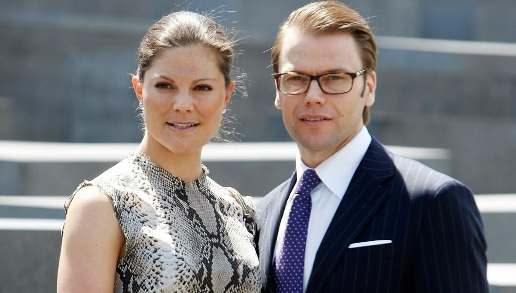 FEIL NAVN: Hele Sverige har ventet på navnet til den lille prinsessen, men hoffet publiserte først feil navn. Foto: All Over Press