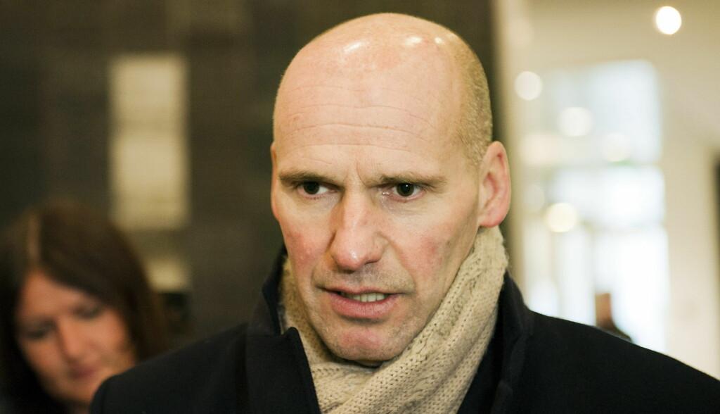 PAPPA: Advokat Geir Lippestad ble onsdag kveld pappa til en liten jente.  Foto: SCANPIX