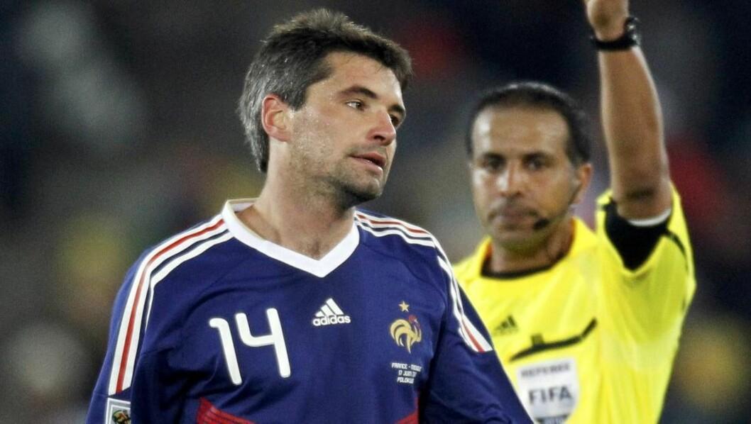 <strong>SELVKRITISK:</strong> Jeremy Toulalan mener de franske spillerne ikke forsto hva det var de hadde satt i gang. 26-åringen tror det franske spilleropprøret vil forfølge ham til karrieren er over. Foto: AFP.