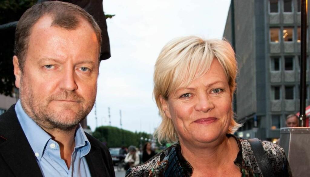 BESTEVENNER: Kristin og Charlo Halvorsen har vært gift siden 1984, men møttes allerede da hun var 17 år gammel. Foto: Stella Pictures