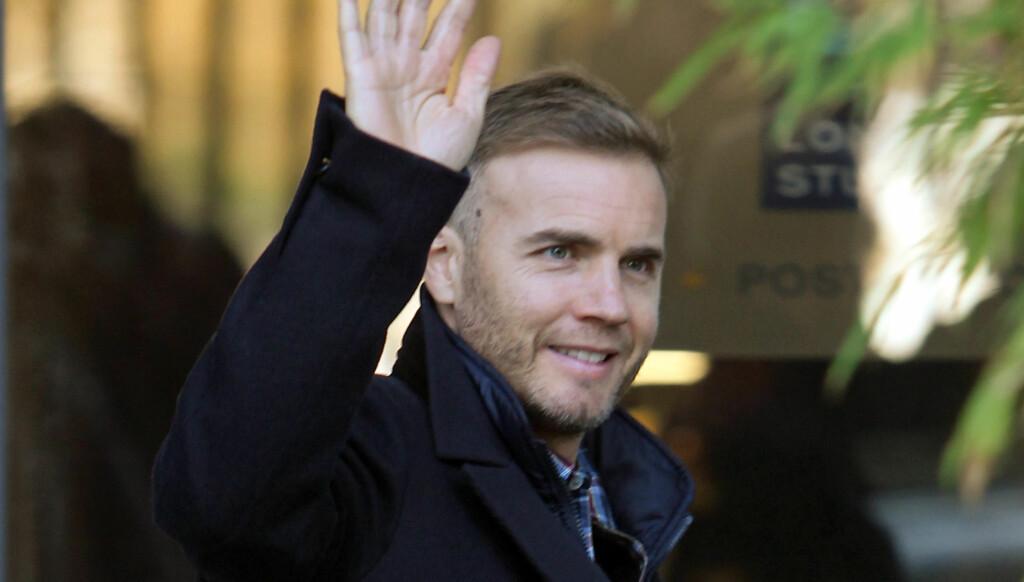 PAPPA IGJEN: Gary Barlow er overlykkelig over nyheten om at han blir far for fjerde gang.  Foto: All Over Press