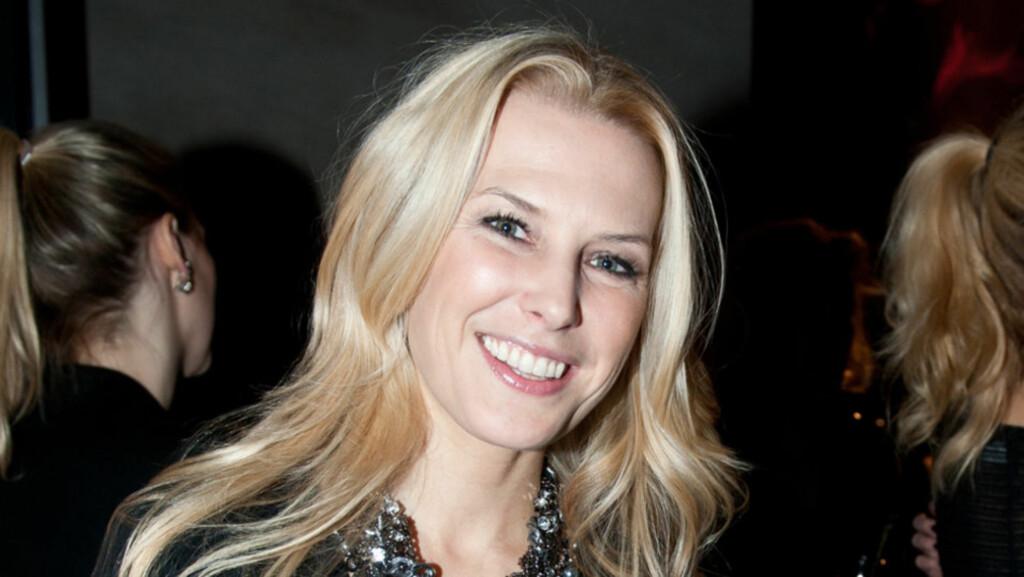 BLE MAMMA IGJEN: Vibeke Klemetsen fødte mandag en jente som har fått navnet India Leona. Foto: Stella Pictures