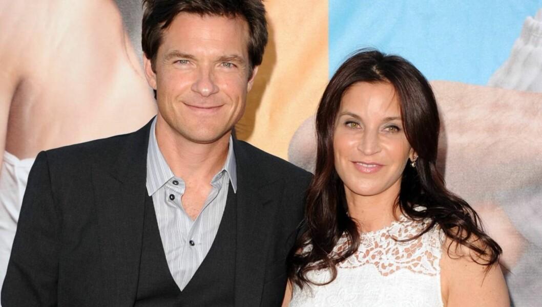 BLE FORELDRE IGJEN : Skuespilleren Jason Bateman og kona Amanda Anka ble fredag foreldre for andre gang. Foto: All Over Press