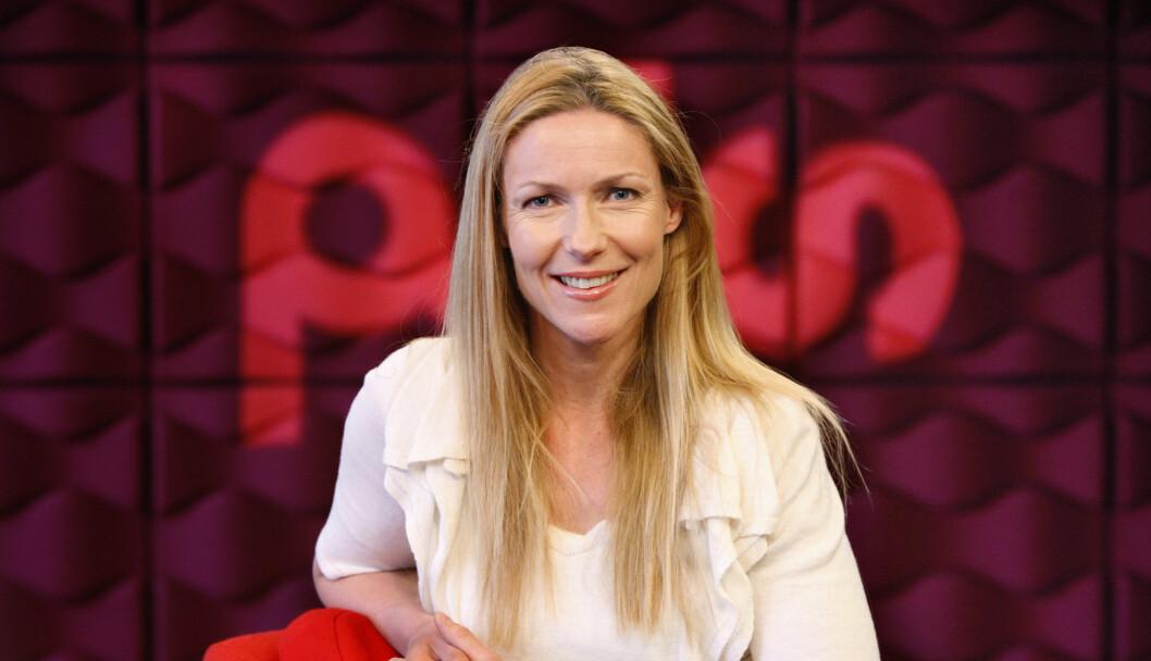 VIL IKKE HA FLERE BARN: Helene Sandvig minnes sin siste dramatiske fødsel, og ønsker ikke å få flere barn.  Foto: Anne Liv Ekroll, NRK