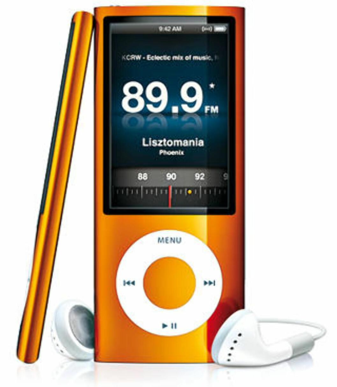 <strong>PREMIE:</strong> Dagsvinnerne får en iPod Nano.