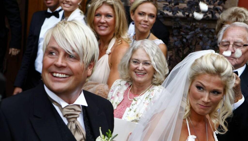 PRESLEY OG JACKSON: Norske Runar Søgaard og hans kone Jessica har fått sitt andre barn sammen. Han skal hete Jackson, fra før har de sønnen Presley.  Foto: Stella Pictures