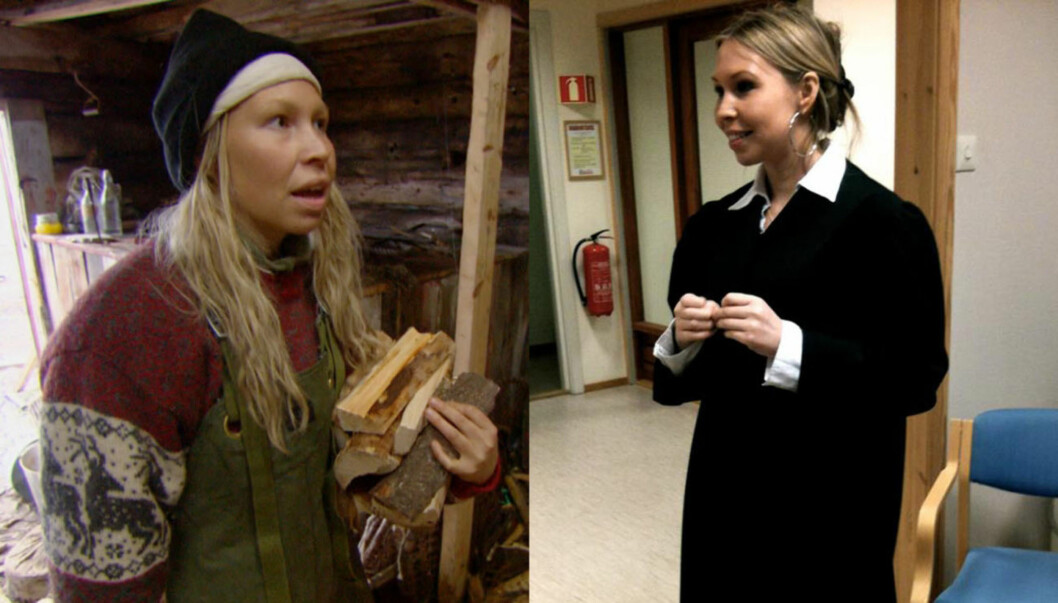 NY HVERDAG: Silje Trosten Johnsen ble kjent som riksbitch etter at hun kom på tredjeplass i TV 2-serien «Farmen» i 2010, men har ikke hatt vanskeligheter med å få seg jobb som følge av dette. I dag jobber hun som forretningsadvokat i Oslo. Foto: TV 2/ Privat
