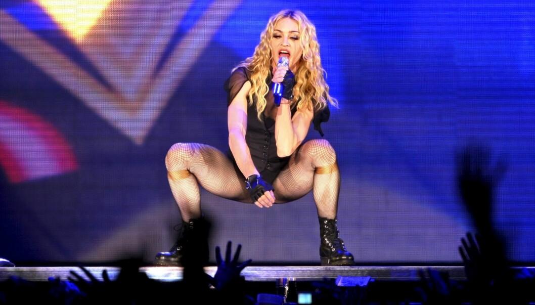 VENDER TILBAKE: Superstjernen solgte ut to konserter på Valle Hovin i 2009. Nå kommer hun tilbake. Foto: AP