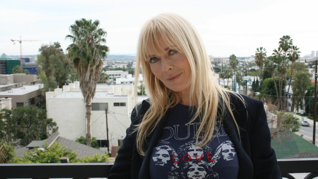 TV-STJERNE: Den tidligere Playboy-modellen Lillian Müller var i fjor med i den norske TV-serien «Ja, vi elsker Hollywood» på TVNorge. Foto: Anders Myhren/Seher.no
