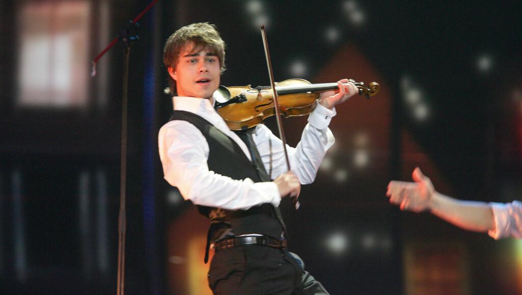 GRAND PRIX-VETERAN: Alexander Rybak vant den internasjonale finalen i Melodi Grand Prix i 2009. I år har han hjulpet danskene å finne sin finalekandidat.  Foto: Stella Pictures
