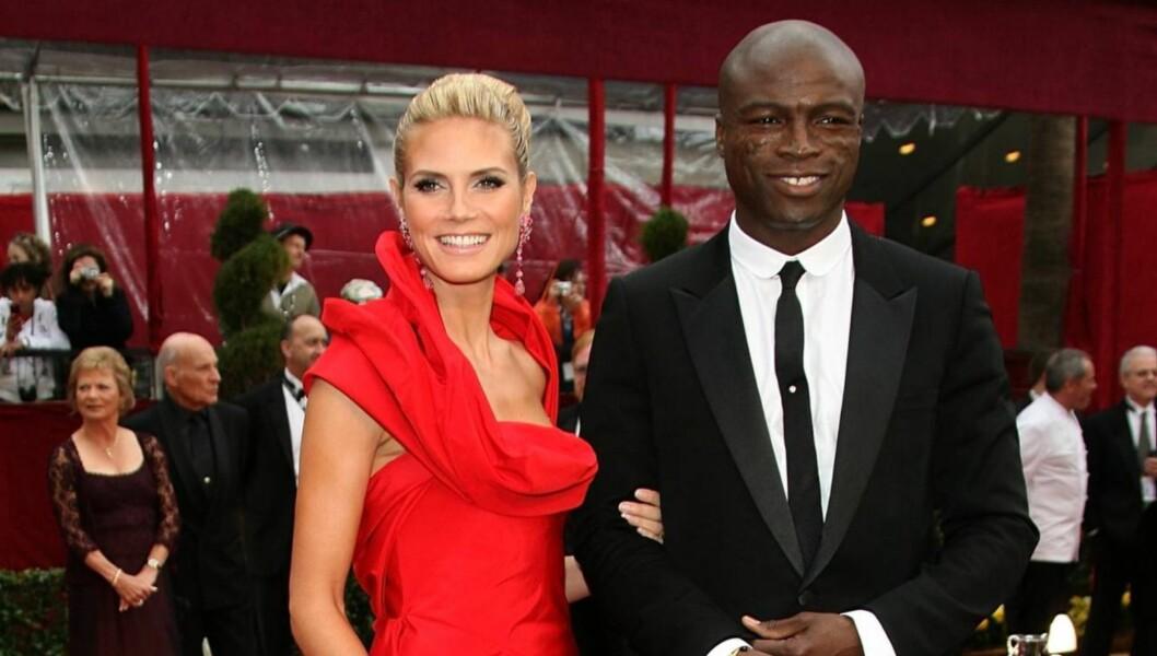 KOMMENTERER BRUDDET: Heidi Klum takker fansen for støtten på Twitter etter bruddet fra ektemannen Seal. Foto: All Over Press