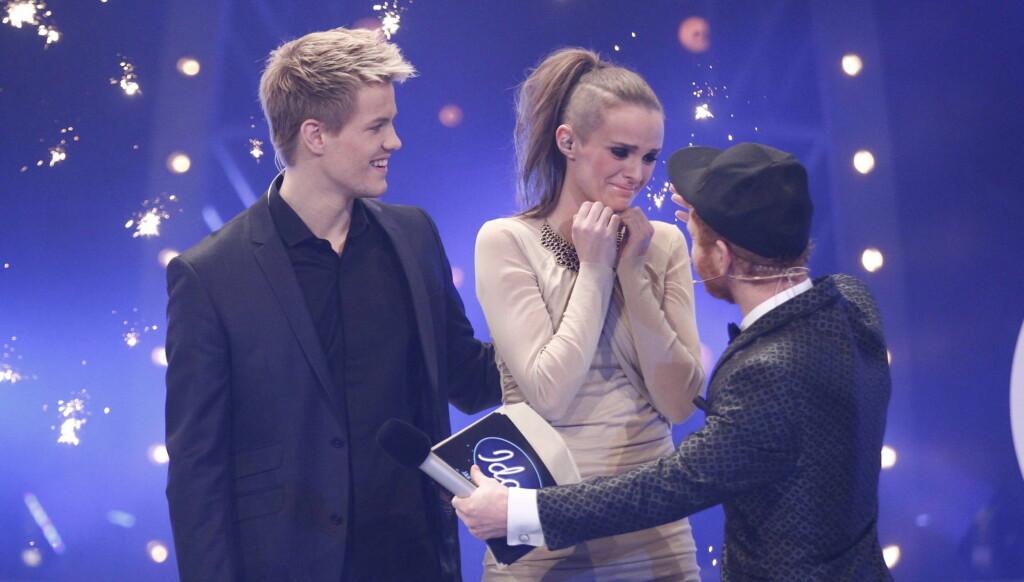 UTSETTER PLATA: I desember gikk Jenny Langlo helt til topps i TV 2-programmet «Idol», og vant platekontrakt med Universal Music. Nå har ungjenta valgt å utsette plate-planene. Foto: Stella Pictures