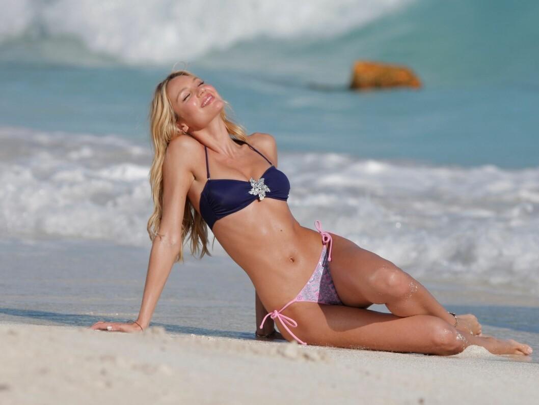 KLAR FOR SOMMEREN: Kanskje blir denne bikinie å se på norske strender neste sommer? Foto: Stella Pictures