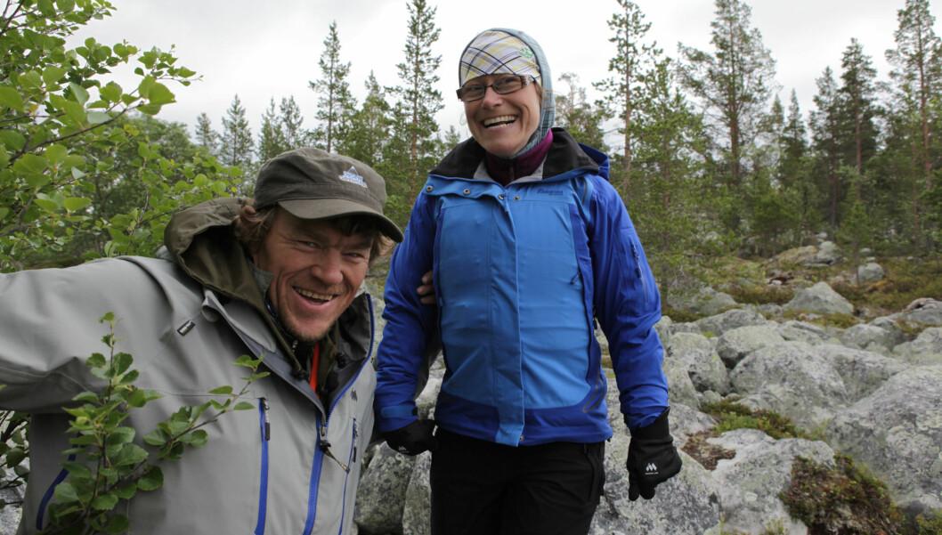 BESTE DELTAGER: Kari Sangro Olestad sjarmerte mange TV-seere og ble kåret til årets deltager.  Foto: NRK