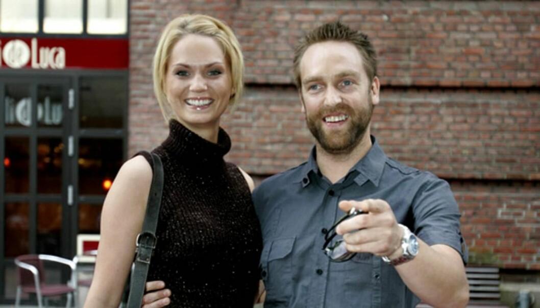 <strong>SAMBOERE:</strong> Ørjan Burøe og Marna Haugen har vært kjærester i en årrekke, og har sønnen Theodor på 3 år sammen. Foto: Stella Pictures