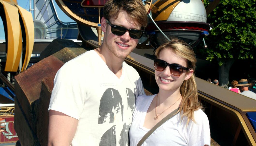 DROPPER STUDIENE: Roberts dropper studiene for å være sammen med kjæresten. Foto: All Over Press