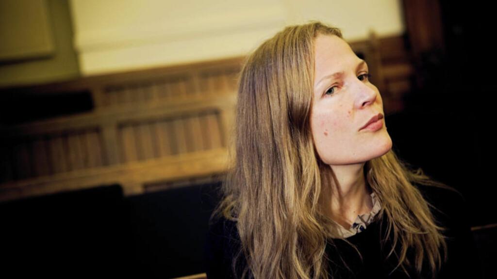 TAPTE I TINGRETTEN:  Åsne Seierstad er i Oslo tingrett dømt til å betale oppreisning til bokhandlerens kone, Suraia Rais. Foto: Scanpix