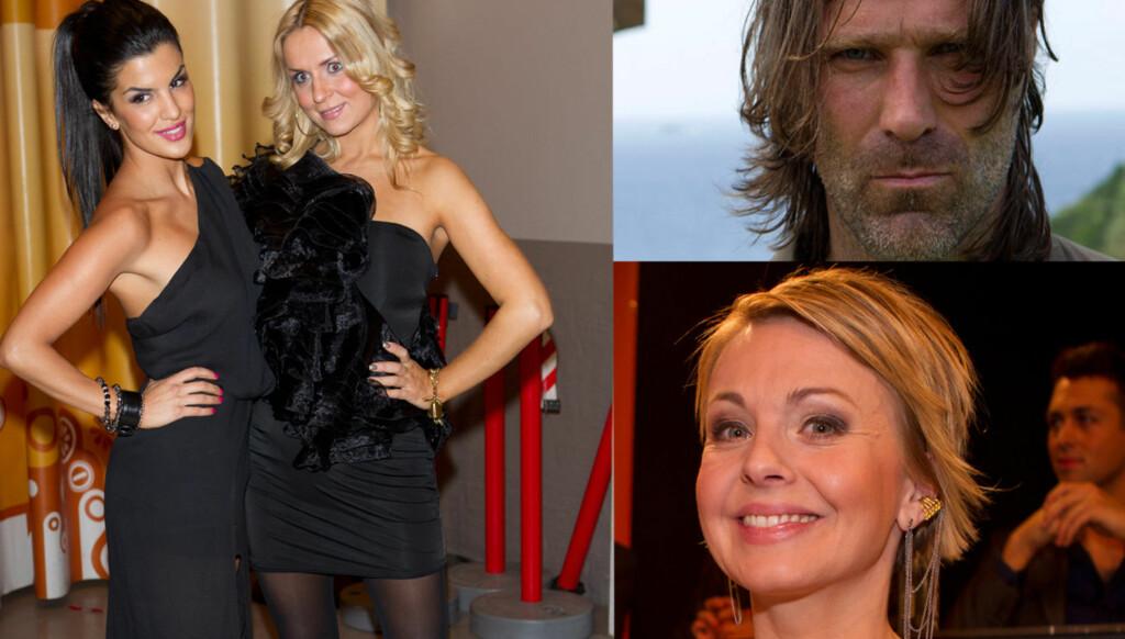 FORBEDRER SEG: Kjendisene har flere mål de ønsker å nå i løpet av 2012.  Foto: Stella Pictures