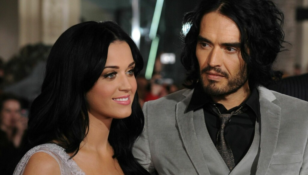 SATSET PÅ KARRIEREN: Russell Brand skal ha villet starte en familie, mens Katy Perry heller ville fokusere på popkarrieren. Nå skal de skilles.  Foto: All Over Press