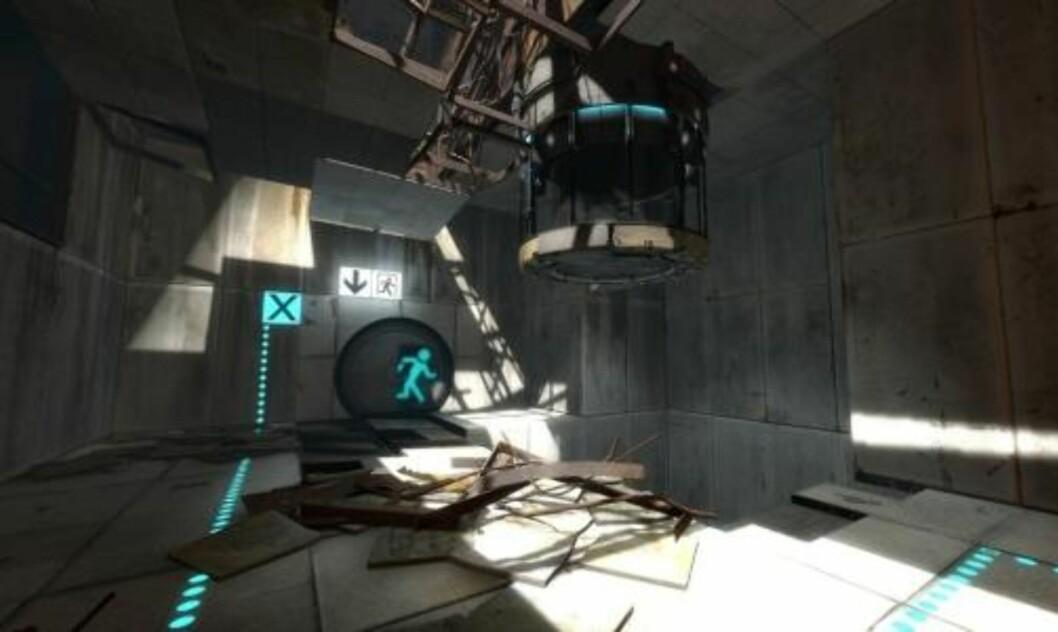 <strong>PORTAL 2:</strong> Kommer til PS3 med Steamworks-støtte til neste år.
