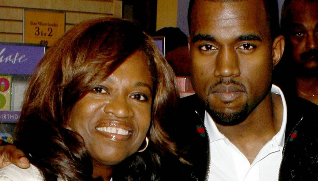 VURDERTE SELVMORD: Da moren Donda døde i 2007 ble Kanye West så deprimert at han ville ta sitt eget liv.  Foto: All Over Press
