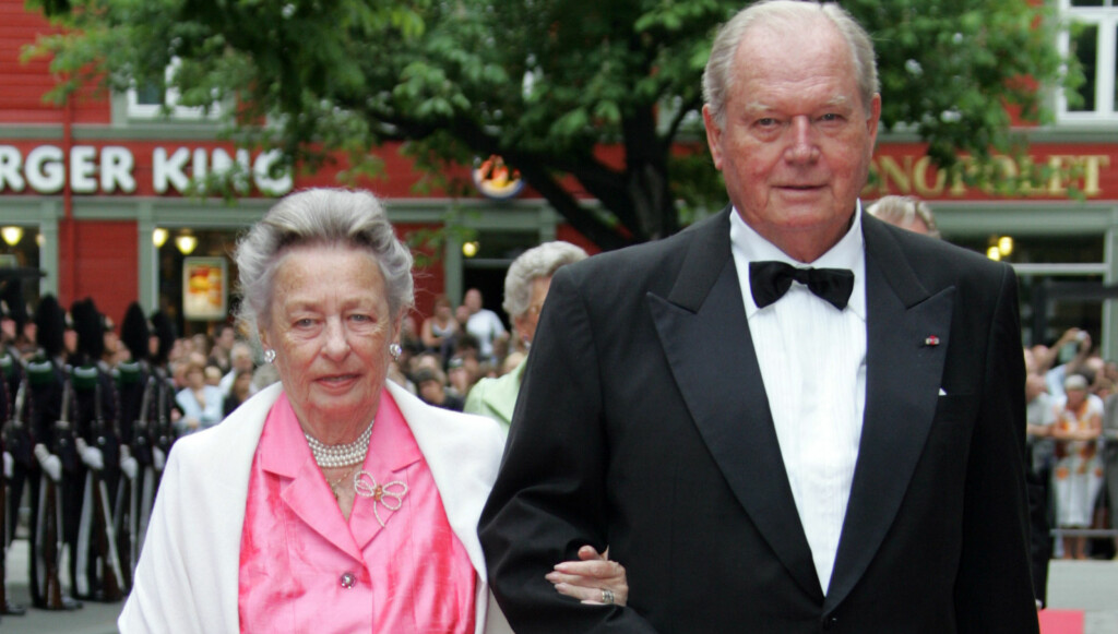 59 ÅR I BRASIL: Prinsesse Ragnhild og Erling Lorentzen har bodd i Brasil i en årrekke og har ingen planer om å flytte hjem til Norge.  Foto: Stella Pictures