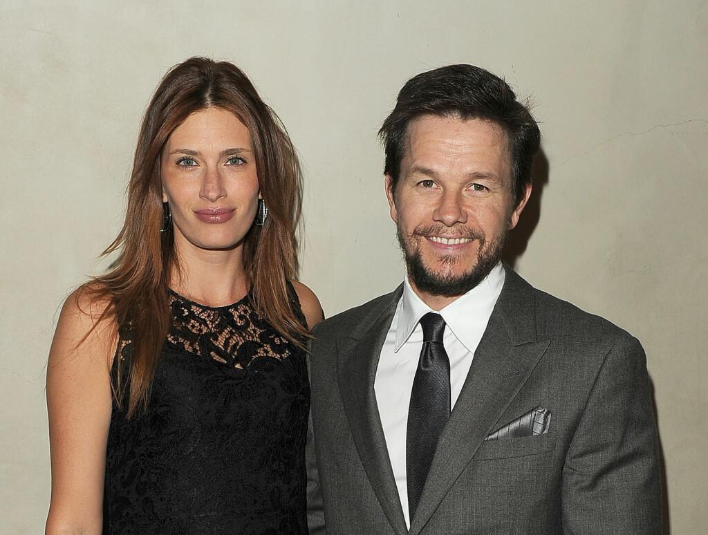 LYKKELIG FAMILIEMANN: I 2009 giftet Mark Wahlberg seg med Rhea Durham etter åtte år som kjærester.   Foto: All Over Press
