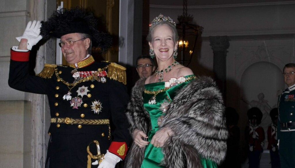 SKAL FEIRES: Dronning Margrethe skal feires i tre dager til ende for å markere hennes 40-årsjubileum som dronning av Danmark i januar 2012. Foto: All Over Press