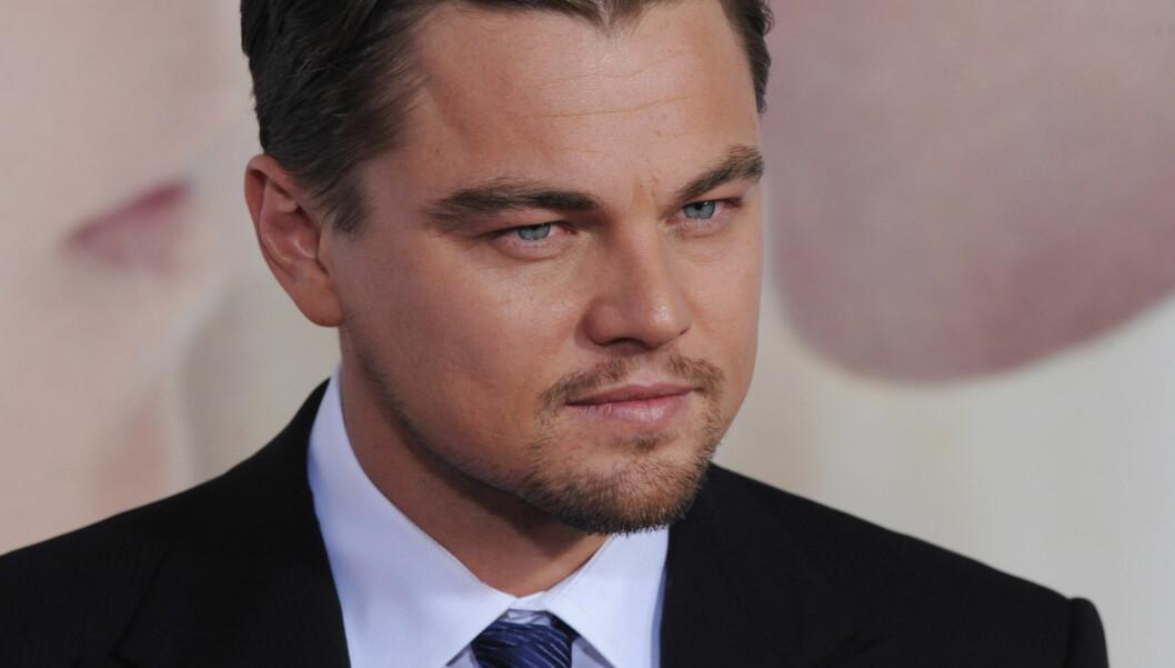 HARRY HOLE?: Det spekuleres i om Scorseses yndling Leonardo DiCaprio blir å finne som Harry Hole. Foto: FAME FLYNET