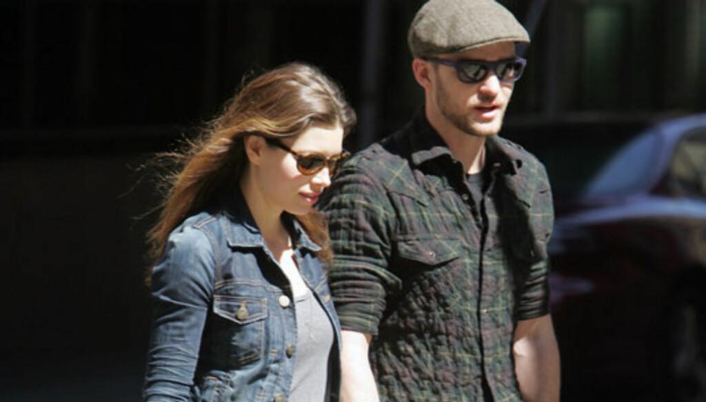 SKADER KARRIEREN?: Timberlake skal ikke være spesielt klar for å gifte seg, ettersom han tror det vil skade karrieren hans. Foto: Stella Pictures