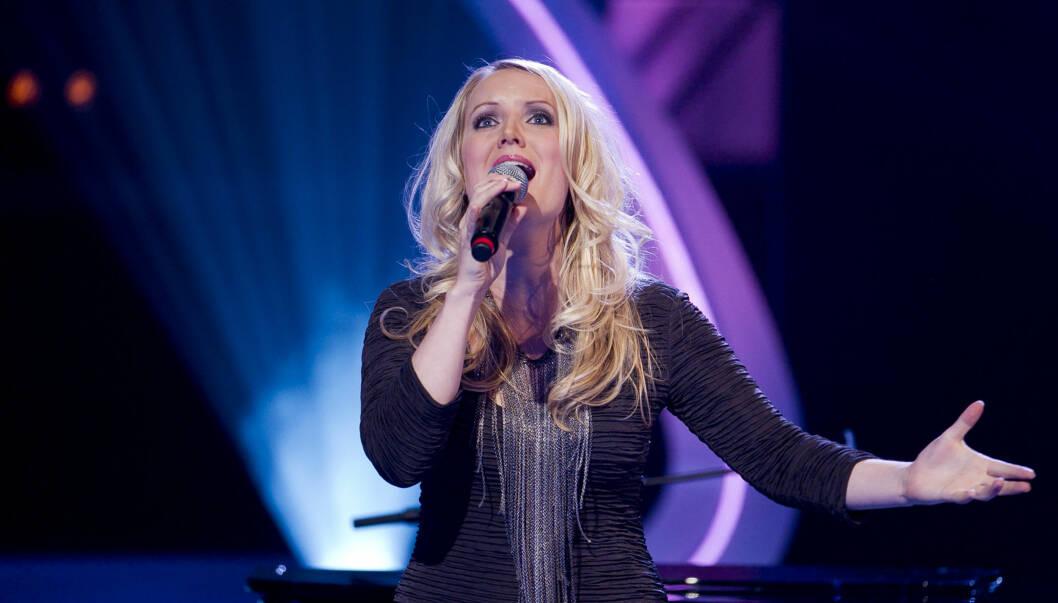 SÅRBAR: Maria Mohn forteller at hun tar til seg mye kritikk, og at hun har fått dårligere selvtillit som en følge av deltagelsen i talentprogrammet.  Foto: TV2