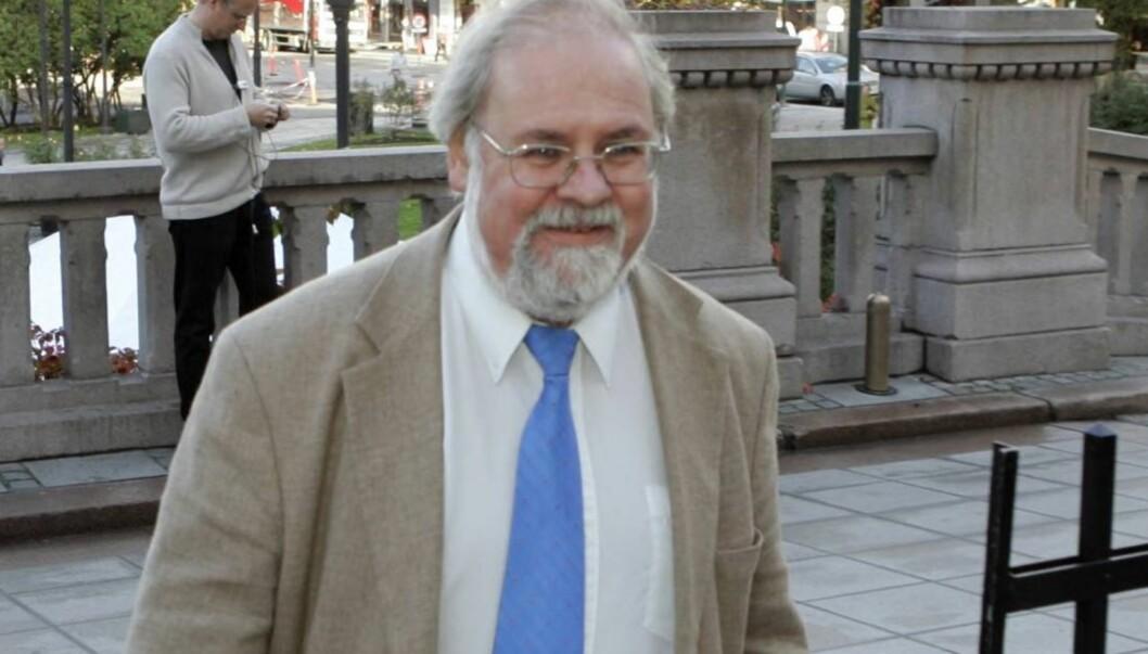FANT SVULST: Jan Simonsen sier han er forberedt på en operasjon etter at legene har funnet en svulst i hans tarmsystem. Foto: SCANPIX