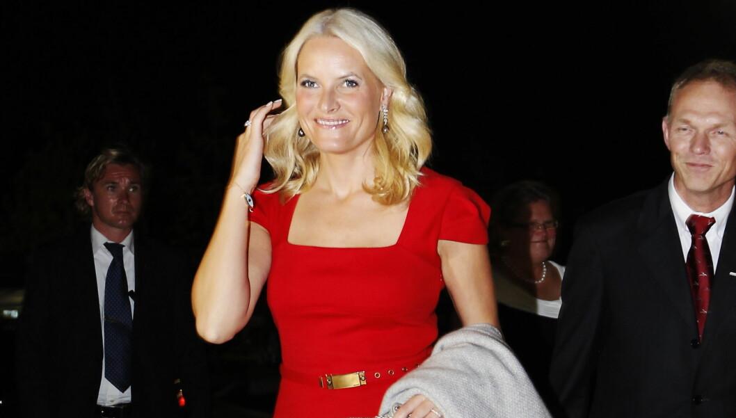 HEMMELIG BESØK: Det kommer nå fram at kronprinsessen har vært halvannen uke på en helseklinikk i Østerrike. Der skal hun ha lagt grunnlaget for sin veltrente kropp. Foto: Scanpix