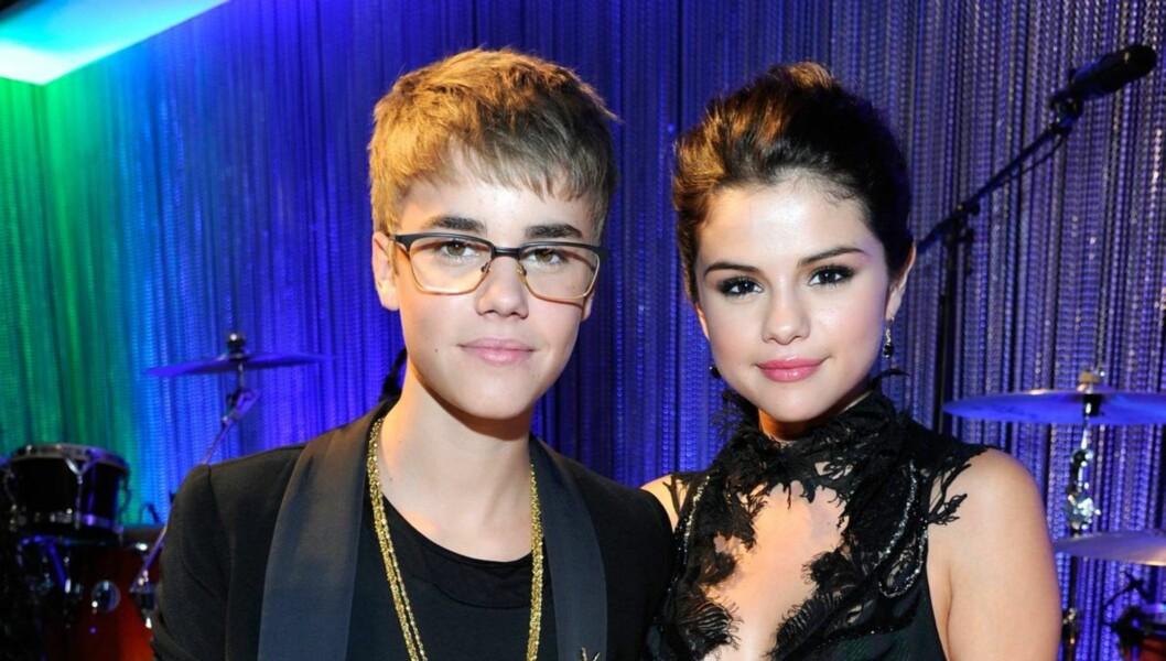 BRUDD: Selena Gomez orket ikke være sammen med Justin Bieber lenger etter at nyheten om at han skal ha satt barn på en 20-åring kom ut. Her fra MTV Video Music Awards i Los Angeles i august i år. Foto: All Over Press
