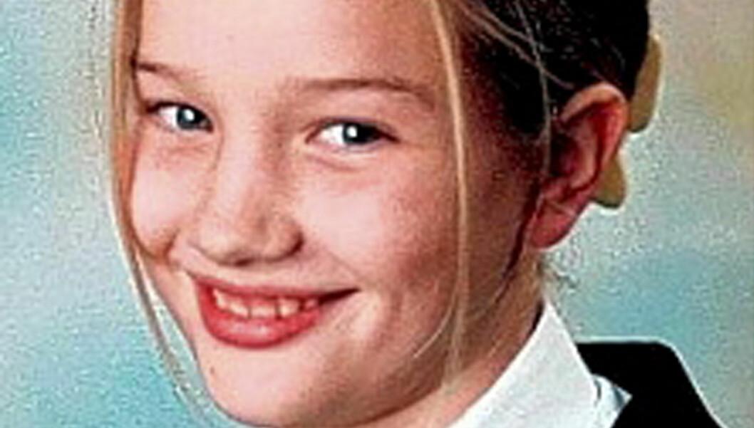 KJENNER DU HENNE IGJEN?: Slik så supermodellen Rosie Huntington-Whiteley ut da hun vokste opp i Storbritannia. Etter at hun slo igjennom som 18-åring har hun blitt en av designernes og kjendispressens nye yndlinger. Foto: Stella Pictures