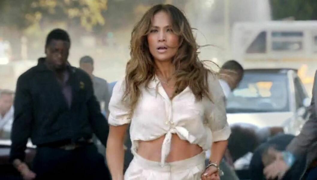 TENTE PÅ ALLE PLUGGENE: Popartisten Jennifer Lopez så rødt da hennes manager ba henne slanke seg. Kort tid etterpå fikk han sparken, ifølge nettstedet Contactmusic. Foto: All Over Press