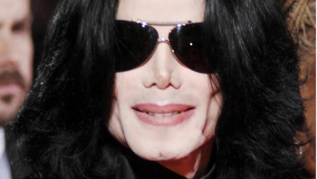 TJENTE MEST: Michael Jackson tjente i fjor mest av alle avdøde kjendiser. Popstjernen tjente over én milliard kroner på blant annet platesalg.  Foto: All Over Press