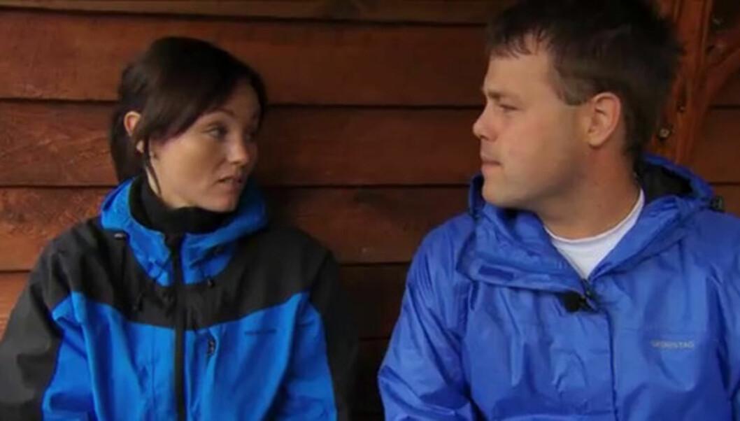 SNAKKET UT: - Jeg synes det var godt å ta den siste praten med Roar, der han fikk høre hvordan jeg hadde følt det den uka, sier Ann Kristin Bergset til Seher.no. Foto: TV 2
