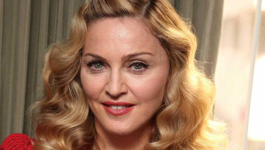 KONTRASTER: Madonna er en av verdens rikeste sangstjerner. Broren hennes eier ikke nåla i veggen. Foto: Stella Pictures