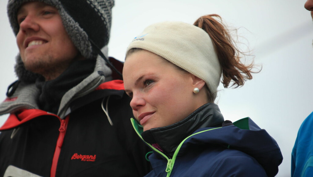 MÅTTE HJEM: Odden fikk færrest poeng under utstemmingen og måtte forlate 71 grader nord. Foto: Matti Bernitz / TVNorge