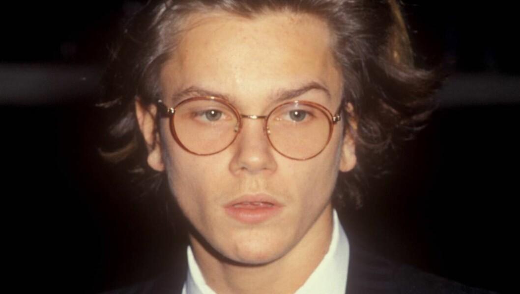 """SISTE FILM: Regissøren av filmen """"Dark Blood"""" ønsker å gi ut filmen som ble den siste før River Phoenix døde av en overdose i 1993.  Foto: All Over Press"""