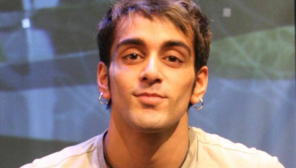 SLET: Adil Khan gikk på en psykisk smell i fjor.