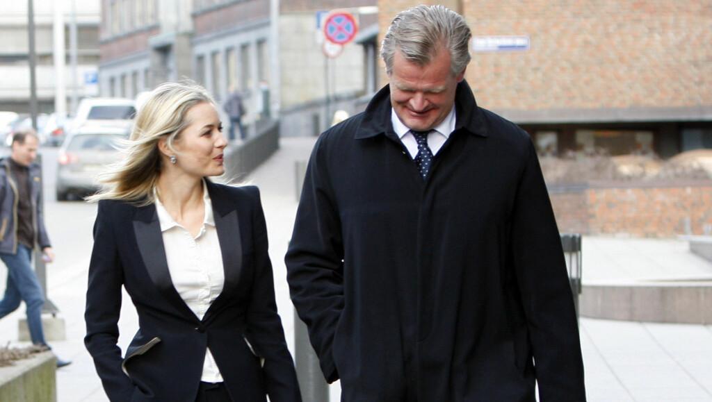 PUNGER UT: Tor Olav Trøim brukte 53 millioner kroner på palasset. Foto: NTB scanpix