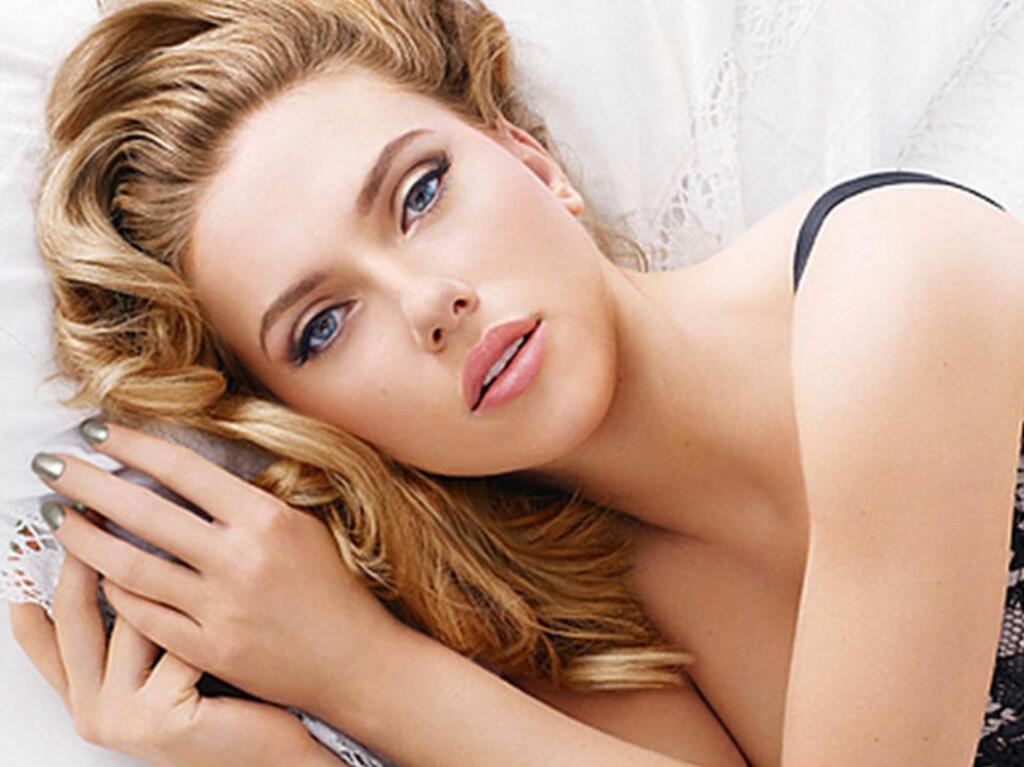 PINLIG: - Bare fordi du er en skuespiller, lager filmer eller hva som helst annet, betyr ikke det at man ikke har krav på et privatliv, sa Johansson etter at hennes private bilder kom på avveie. Foto: Stella  Pictures