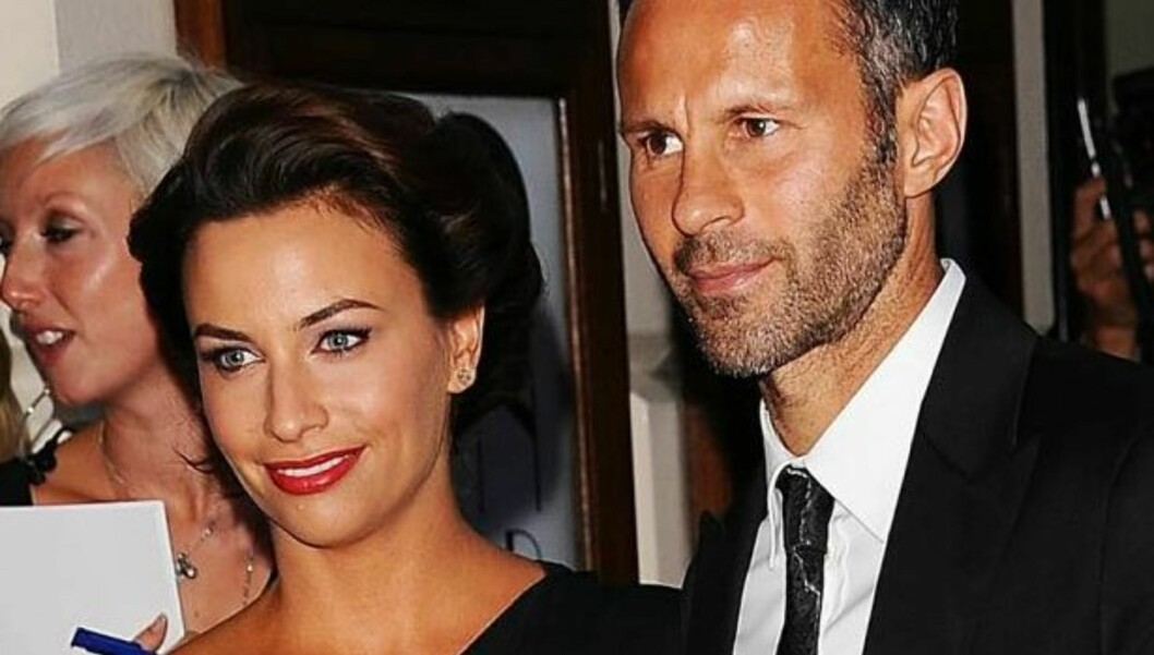 PÅ TYNN IS: Ryan Giggs's kone Stacey har tilgitt ektemannen, men ikke glemt utroskap-skandalene som har rystet familien de siste månedene. Foto: All Over Press